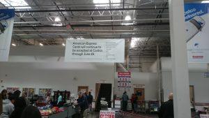 Costco banner